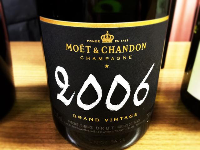 Moet & Chandon Grand Vintage 2006
