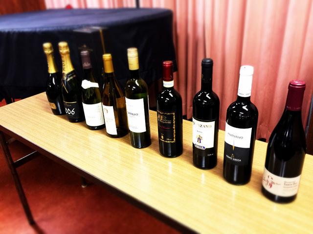 ワイン会201501