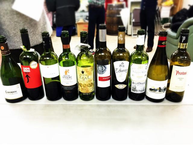 柏屋ワイン会 スペイン