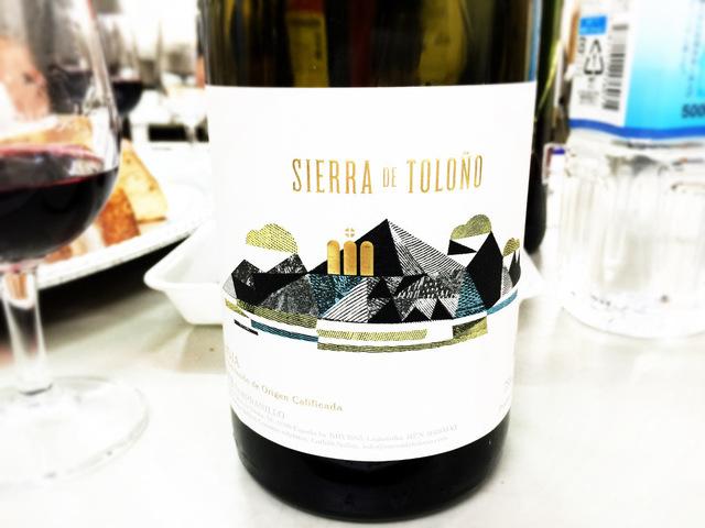 SIERRA DE TOLONO 2012