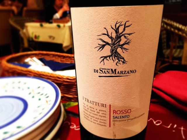 Feudi di San Marzano Rosso Salento